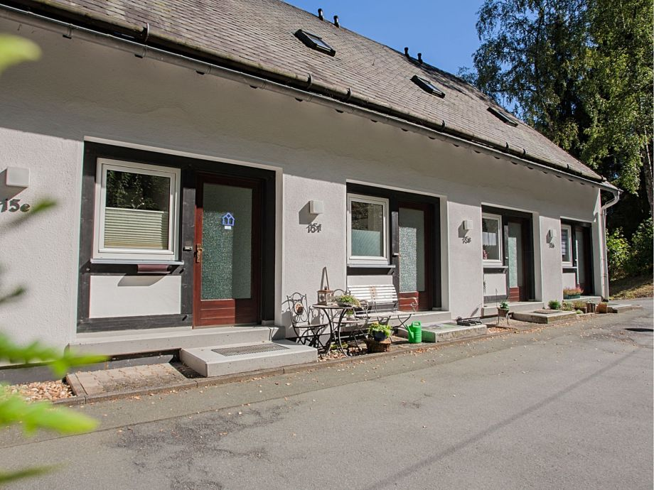 Außenaufnahme Appartement Burgstraße 15E