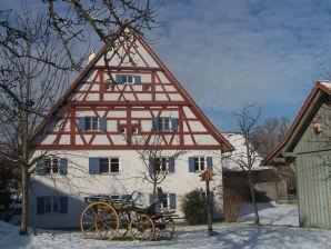 Ferienwohnung Alte Mühle Kirchdorf, Ferien auf Eselhof