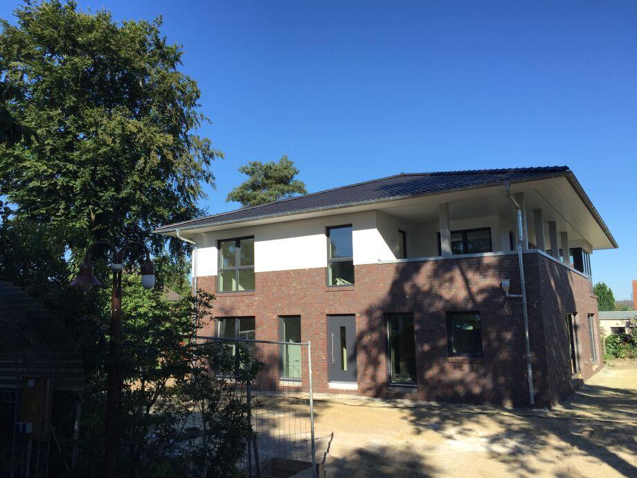 Unser modernes neues Traumhaus