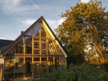 Ferienwohnung Kunsthaus Wäldchen Loggia