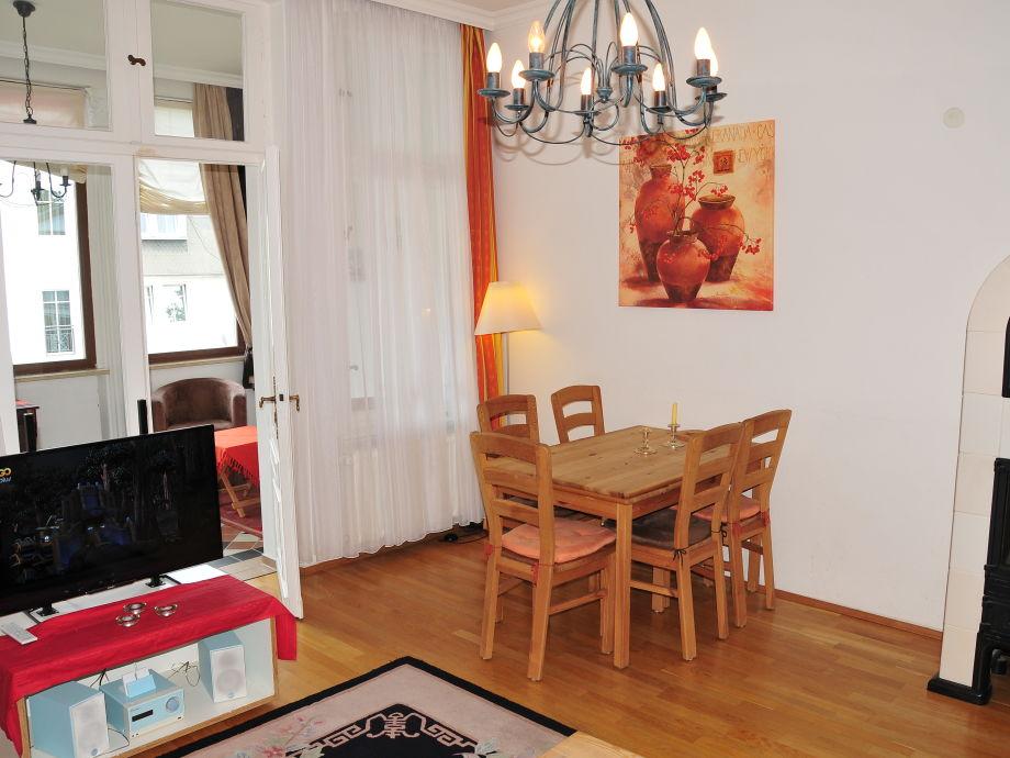 Ferienwohnung Pontos in der Villa Kramme, Usedom - Herr ...