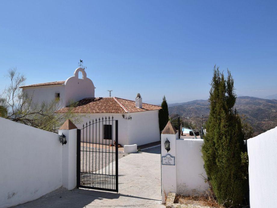Außenaufnahme Casa El Cielo
