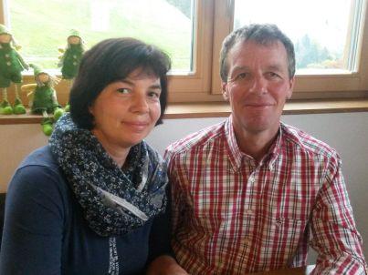 Your host Burtscher Gerlinde & Georg