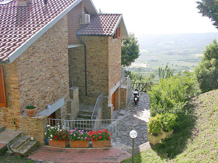 """""""Casa Mascagni"""" - ein Stadthaus mit Landcharakter"""