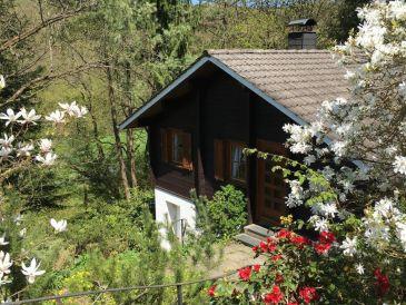 Ferienhaus Urige Blockhaushütte im Taunus bei Frankfurt