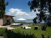 Villa Design-Villa mit Panorama-Meerblick