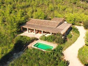 Ferienhaus Elegante mallorquinische Lodge für Naturliebhaber