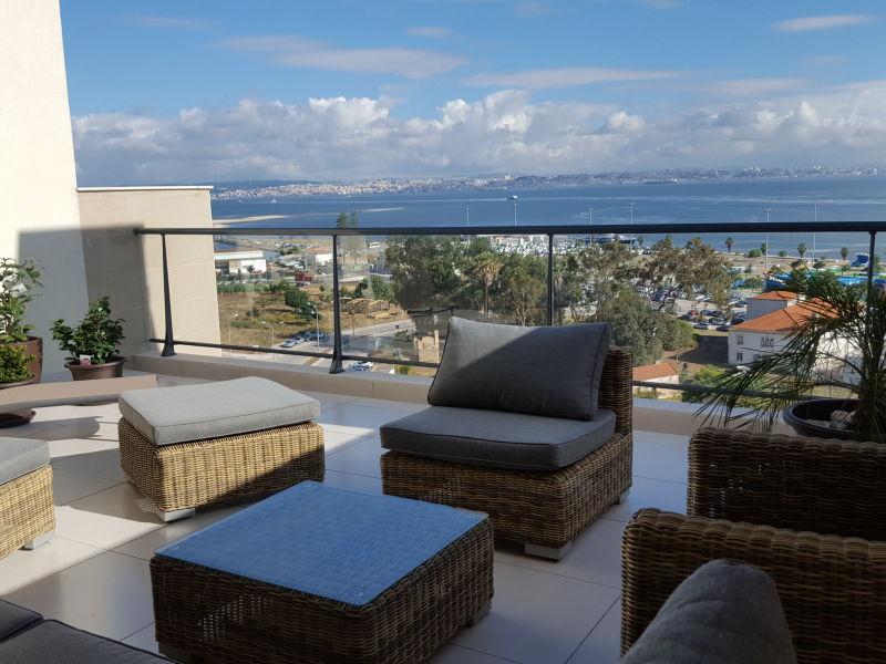 Ferienwohnung View over Lisbon