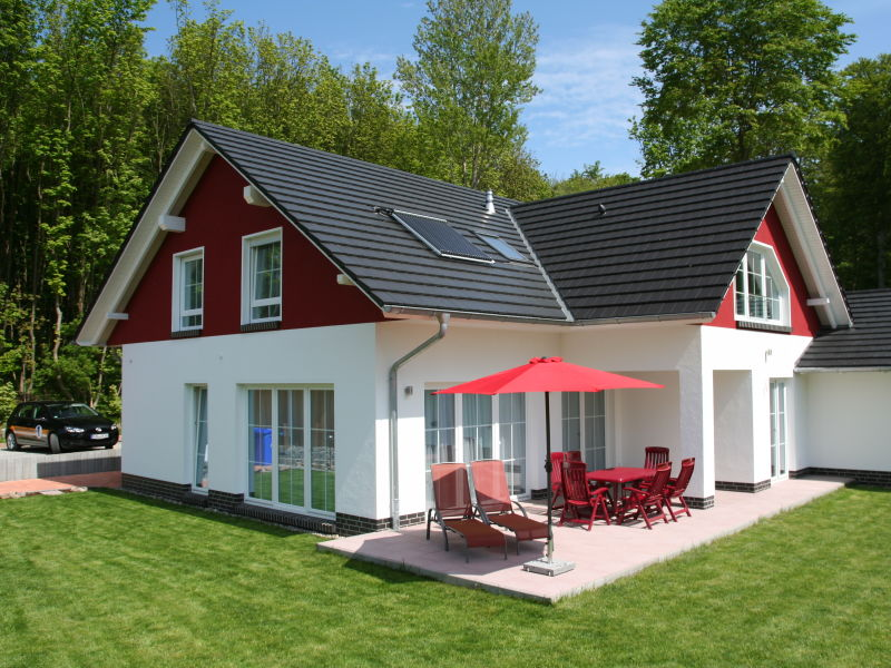 Ferienhaus Strandhus Sellin - Haus 1
