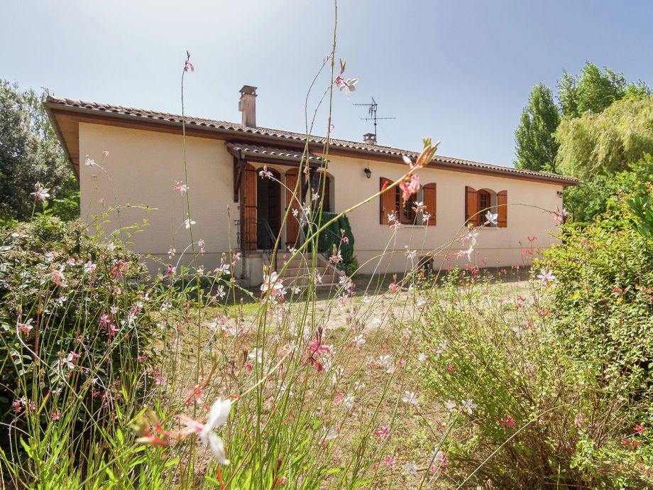 Außenaufnahme Villa Pineuilh près de Dordogne