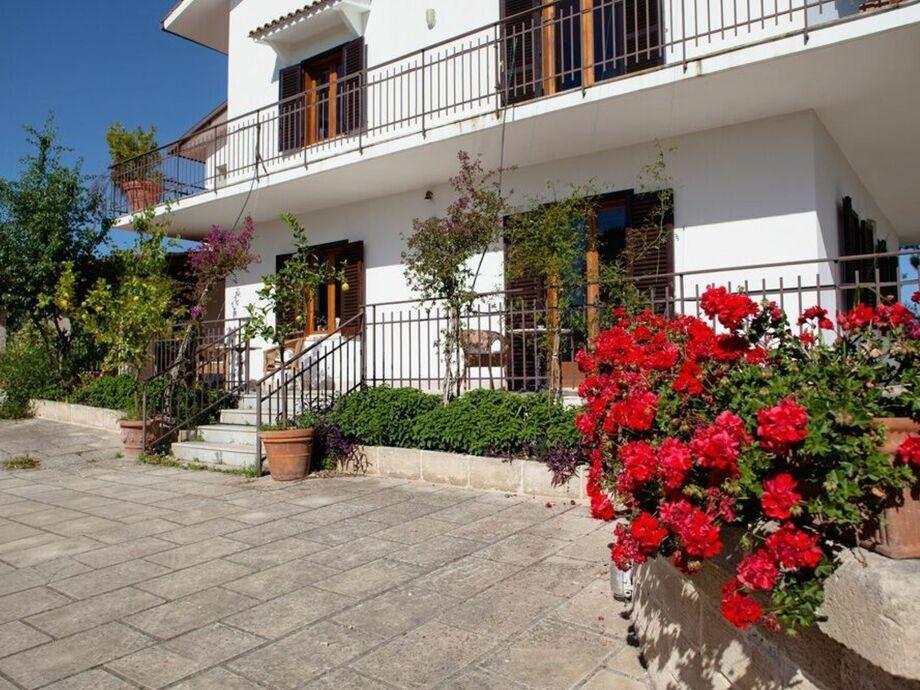 Außenaufnahme Villa Santa Croce
