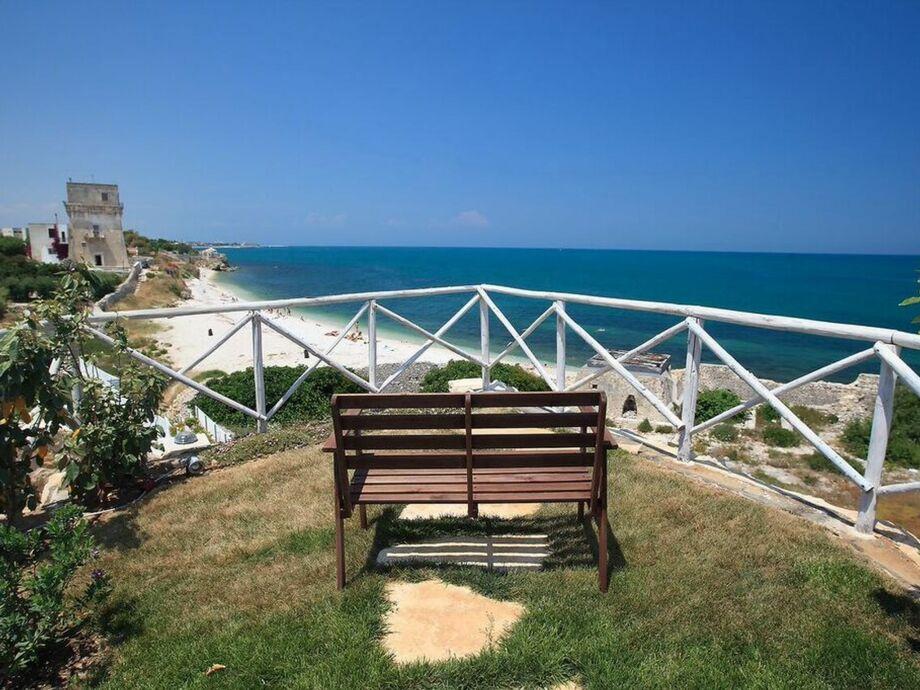 Außenaufnahme Trullo Fiore di Mare