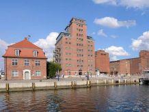 Apartment im Ohlerich-Speicher mit Hafenblick