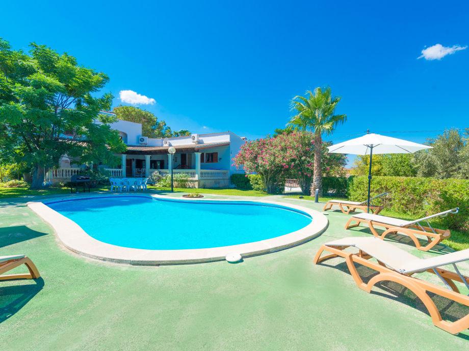 Villa Son San Marti mit Pool