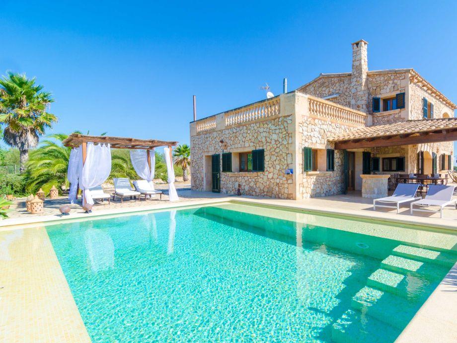 Villa Can Teco mit Pool