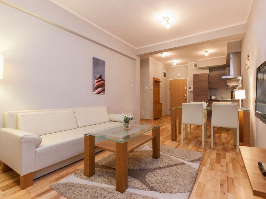 Ausstattung Ferienwohnung Casa Marina 303