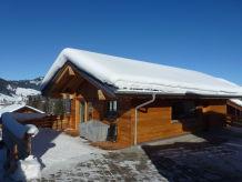 Ferienhaus Walser Berg Chalet 2