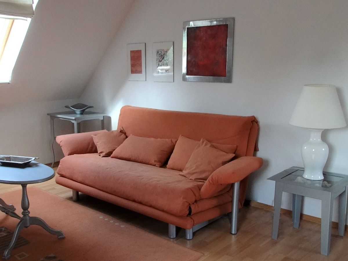 Ferienwohnung d nenbude st peter ording halbinsel for Schlafcouch bequem