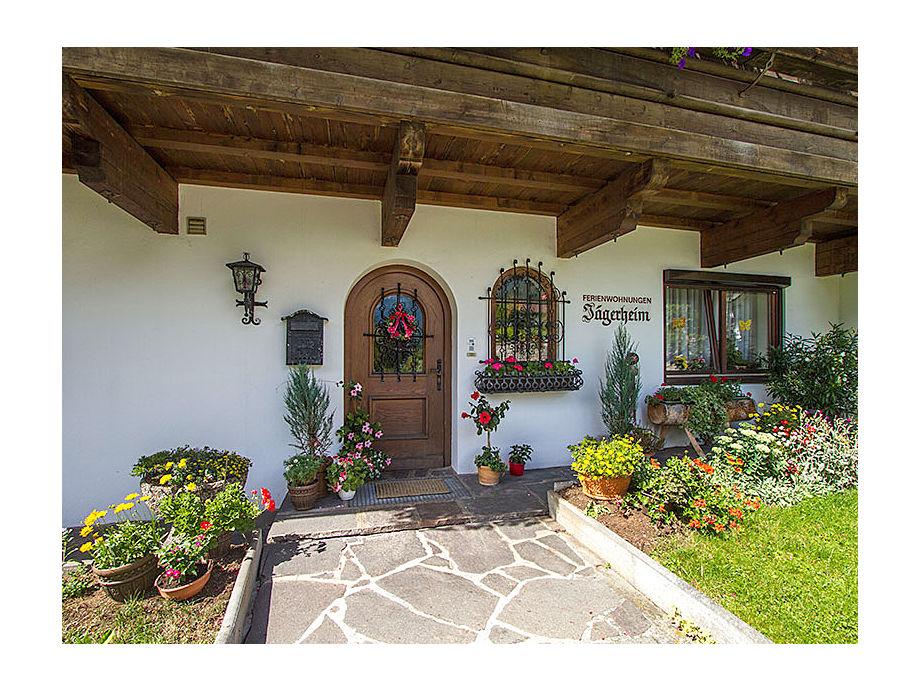 Jägerheim - Appartement Waidring Pillerseetal Tirol