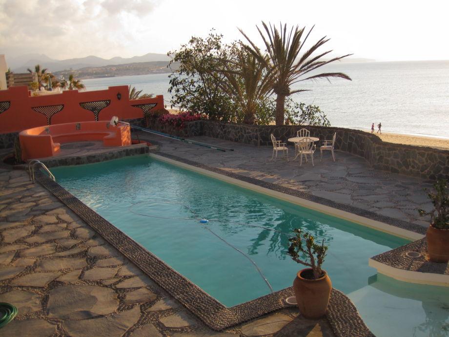 Ferienhaus Casa Dominio Costa Calma Fuerteventura Firma