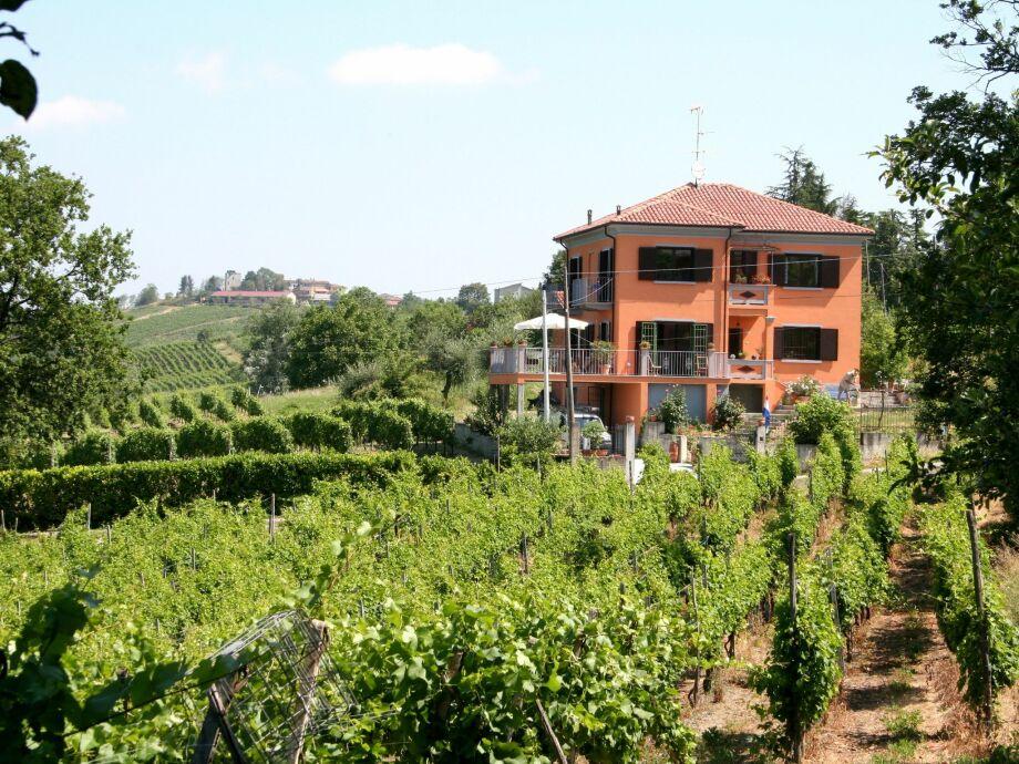 Außenaufnahme I Due Padroni - La Cantinetta