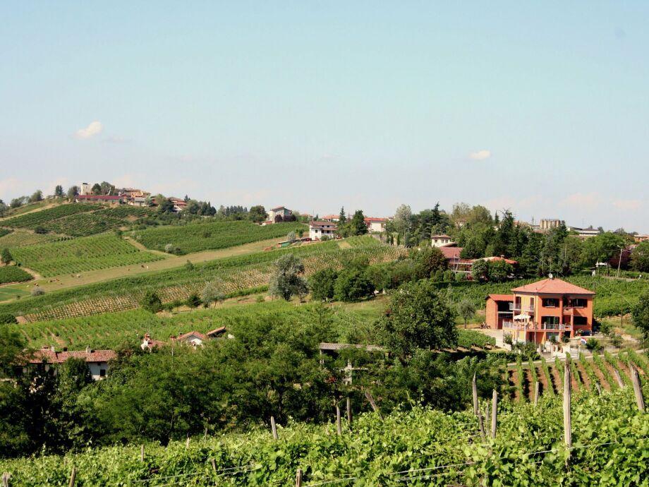 Außenaufnahme I Due Padroni - Il Loggione