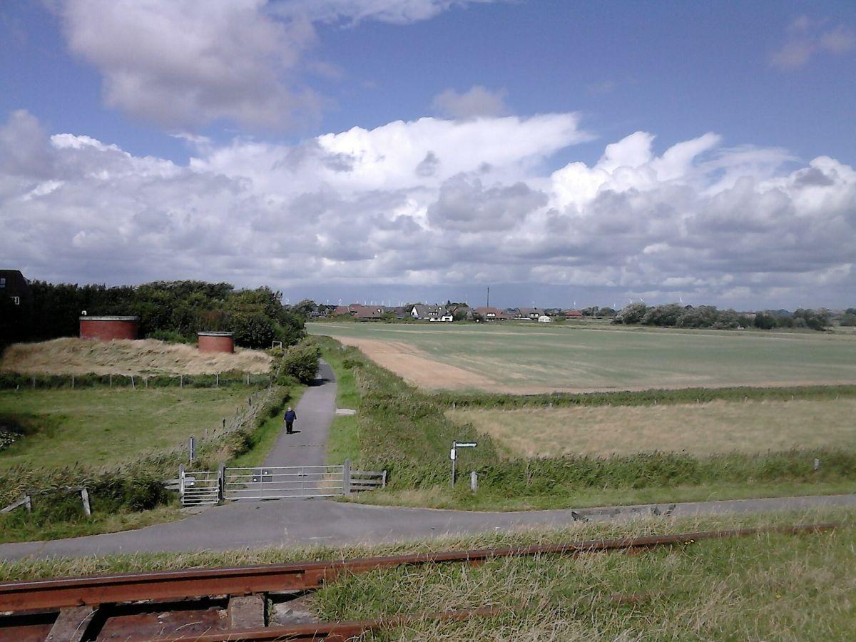 Ferienwohnung Gröde im Haus Halligblick Nordfriesland