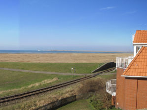 Holiday apartment Lagoon on the Wadden See on Wangerooge