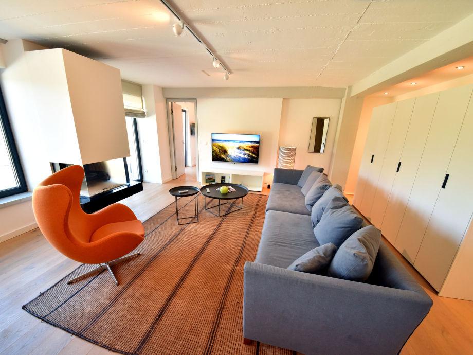 ferienwohnung meerloft 13 in prora d ne 7 ostsee r gen firma r gens feiner urlaub gmbh. Black Bedroom Furniture Sets. Home Design Ideas
