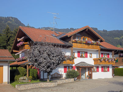 Himmelreich im Landhaus Charivari