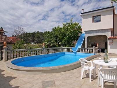 Swimmingpool-Villa Medulin