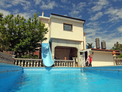 Swimmingpool-Villa Medulin