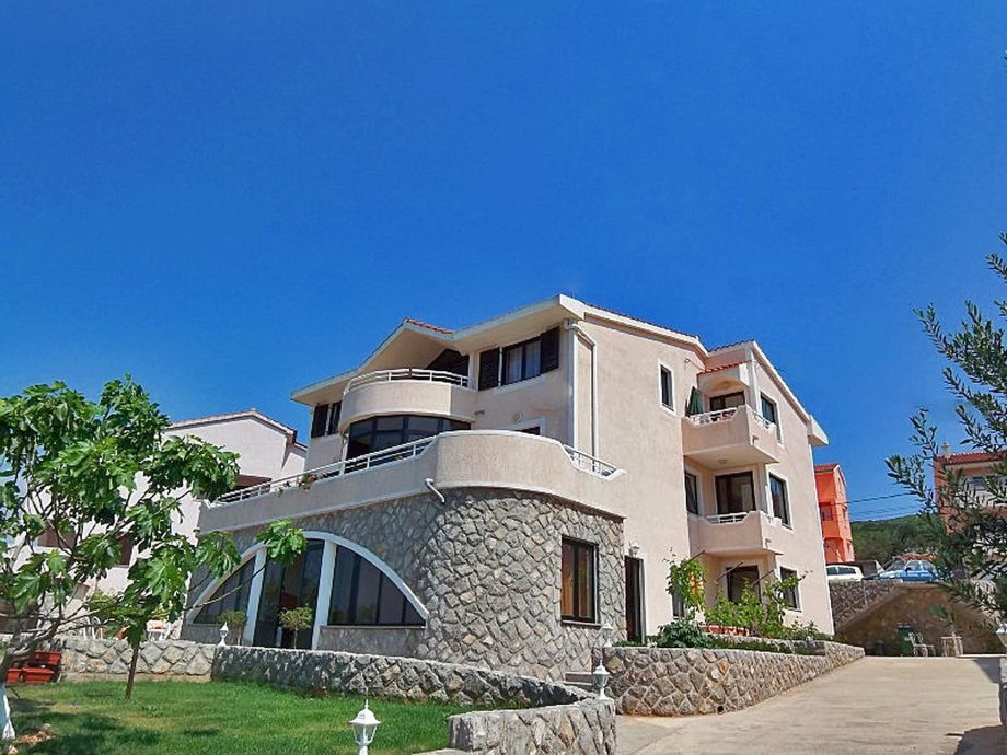 Villa Paradiso in Punat - Insel Krk
