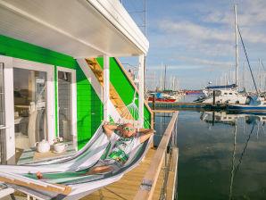 Hausboot Spa Floating