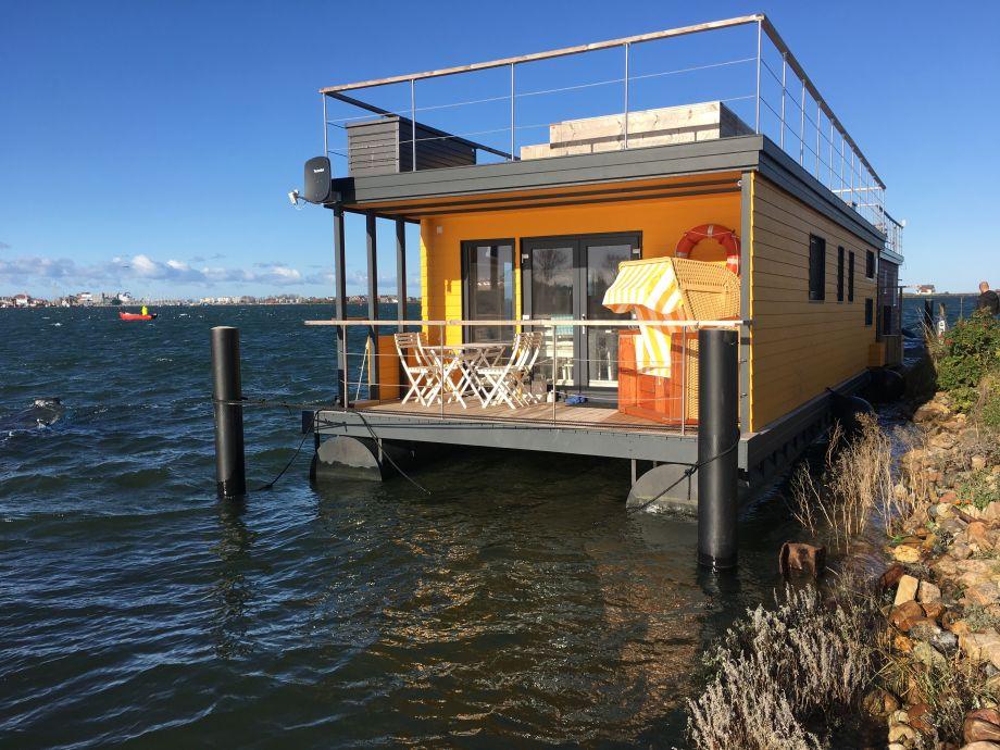 Strandhausboot Swantje in Heiligenhafen, Ortmühle