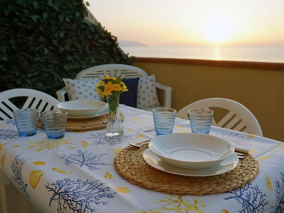 Ferienwohnung auf Sizilien am Meer
