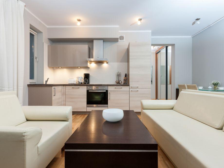 Ausstattung Ferienwohnung Casa Marina 308