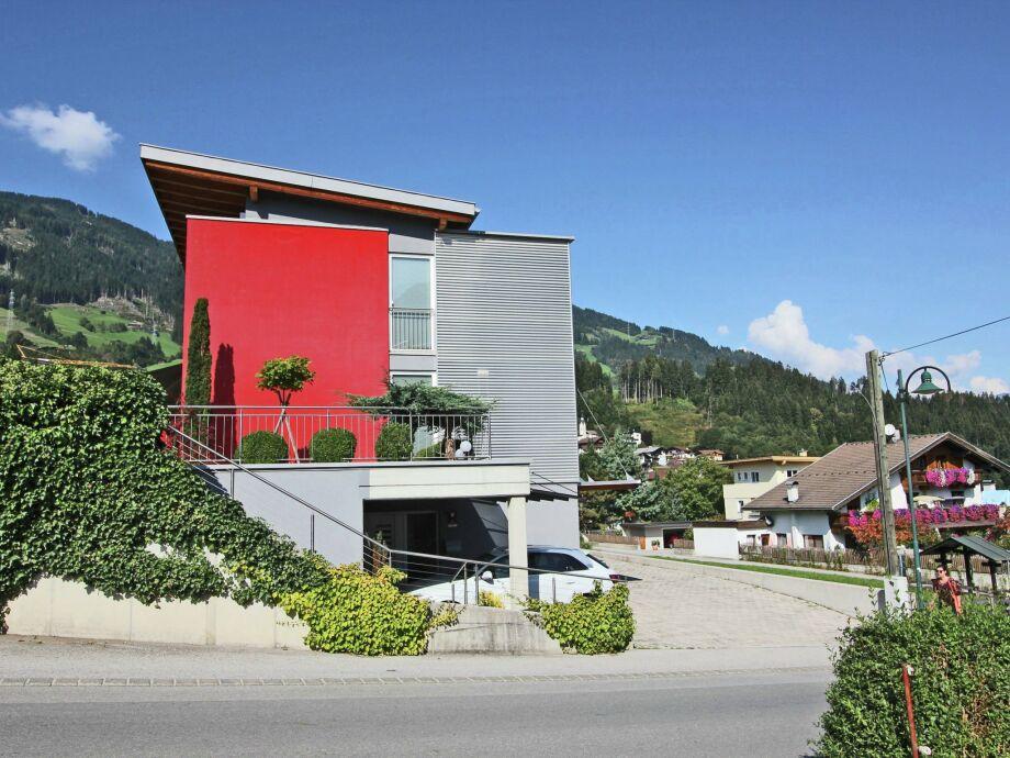Außenaufnahme Apart Birgit Studio-Lounge