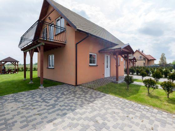 ferienhaus muschel iii polnische ostsee wollin firma ferienwohnungen laguna frau marta. Black Bedroom Furniture Sets. Home Design Ideas