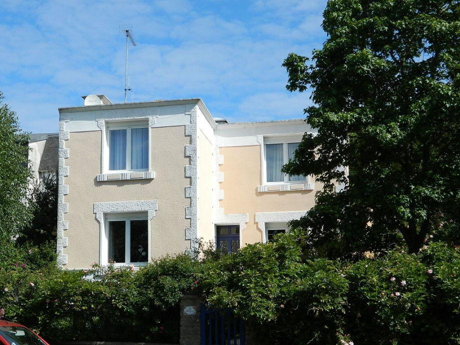 Ferienhaus E1510 Tregunc-je