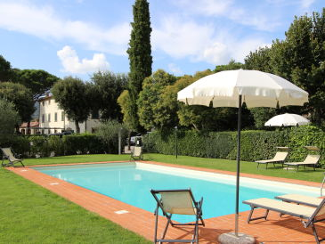 Holiday apartment Villa del Cardinale