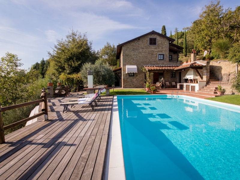 Ferienhaus Villa La Foce