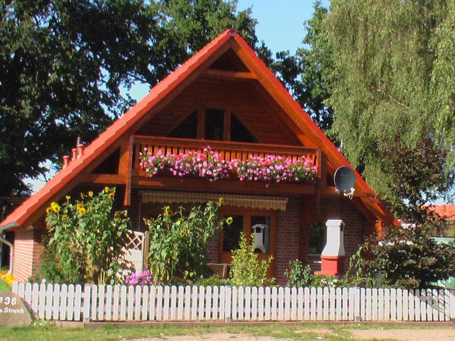 Außenaufnahme Holiday-House, 22 km south of hambourg