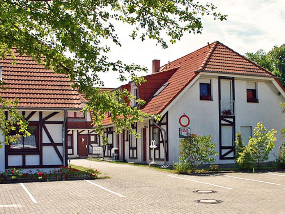 Gustow Ferienpark Haupteingang