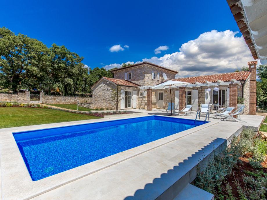 Außenaufnahme Villa Blanco
