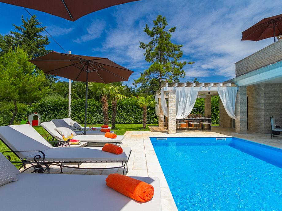Außenaufnahme Villa Marchesa