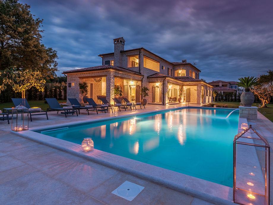 Außenaufnahme Villa Nevia