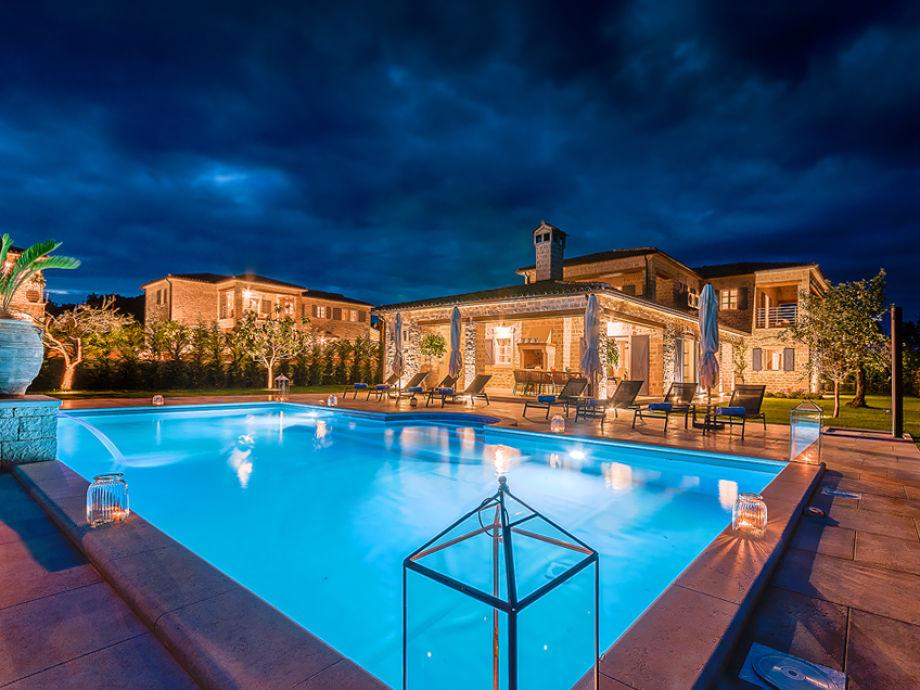 Außenaufnahme Villa Elli
