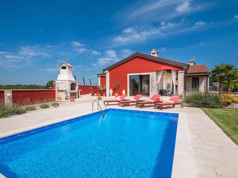 Außenaufnahme Villa Marula