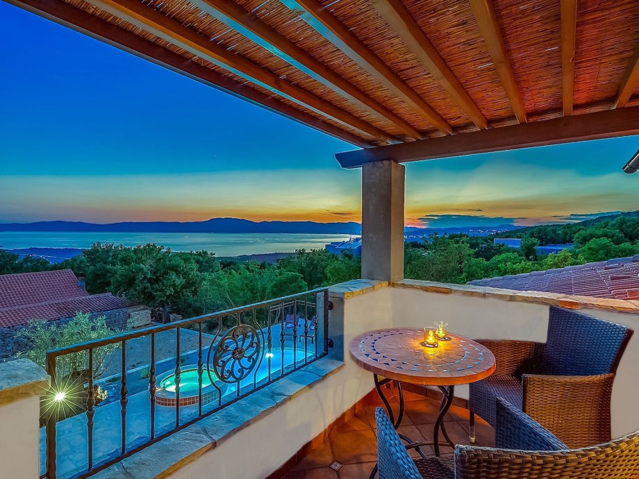 Außenaufnahme Villa Grappa